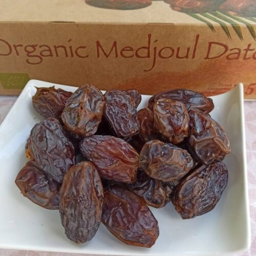 Add-on: 5kg Jumbo Dátiles Ecólogicos Medjool (Medjoul)