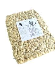 5 kg Anacardos Crudos Ecológicos W320 / 450 de Burkina Faso