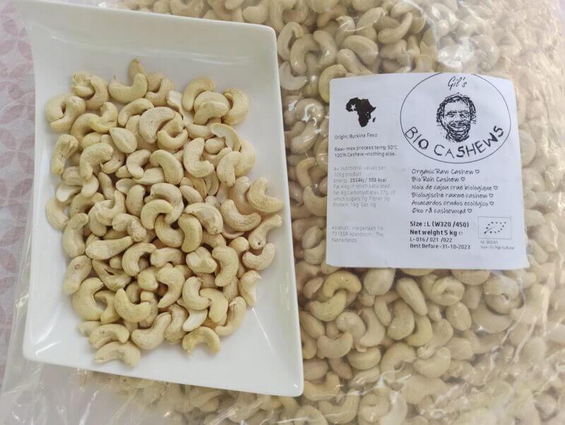 cashewnüsse organic cashew nuts 5kg 4